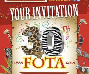 Fota Wildlife Park's 30th Birthday