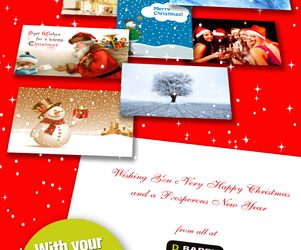 Christmas Cards are making a comeback!