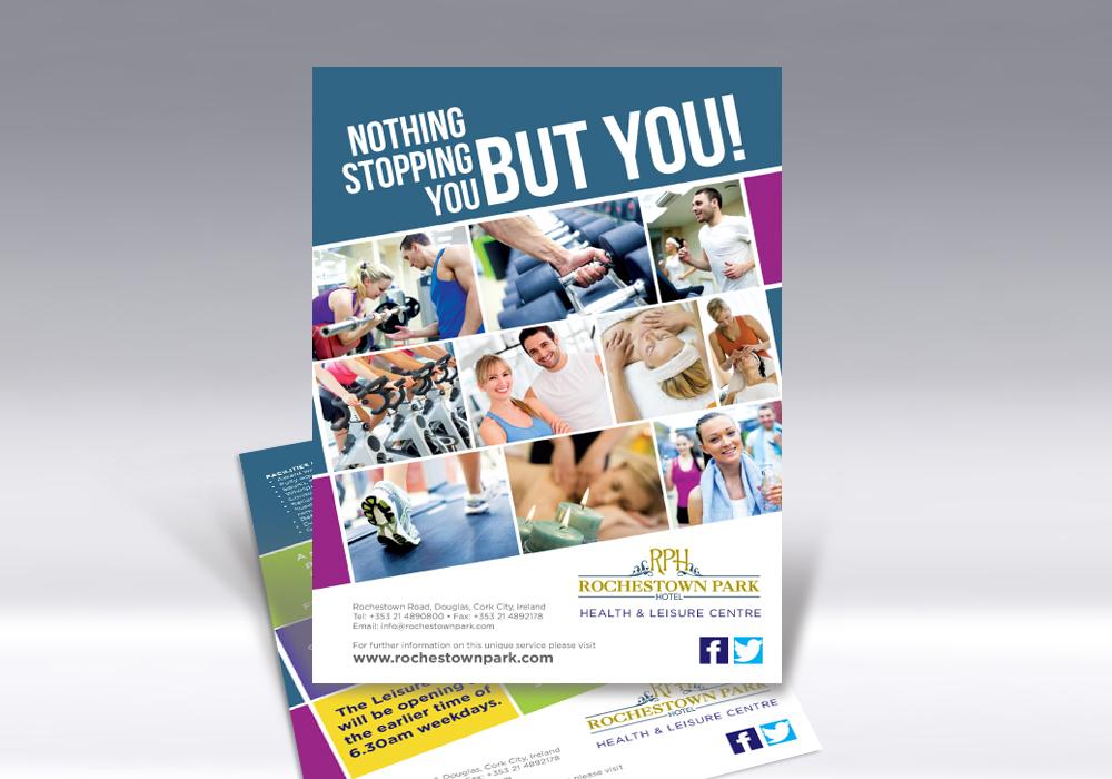 a5 flyers barry design print