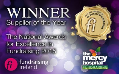 Barry Design – Winners of Fundraising Ireland's Supplier of the Year