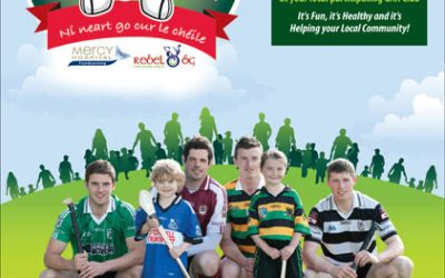 HELP RAISE FUNDS for your local underage GAA Club & The Mercy Hospital Foundation