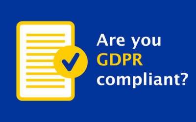 GDPR and Your Website