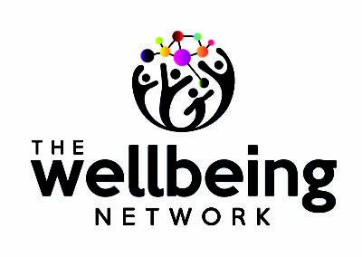 THE WELLBEING NETWORK LOGO stacked